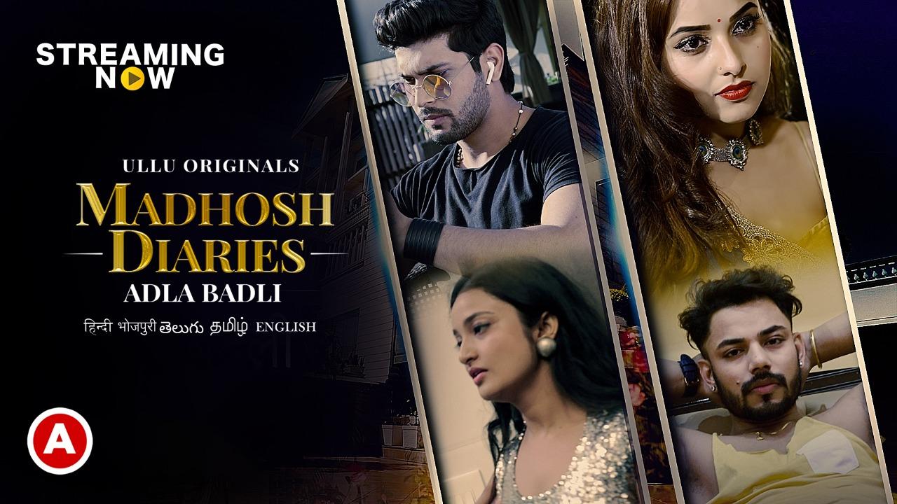 Madhosh Diaries S01 2021 banner